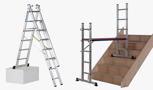 Why choose a stair ladder?
