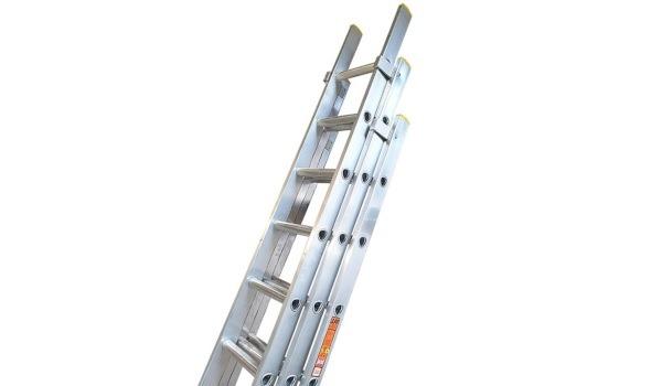 Why choose an aluminium ladder?