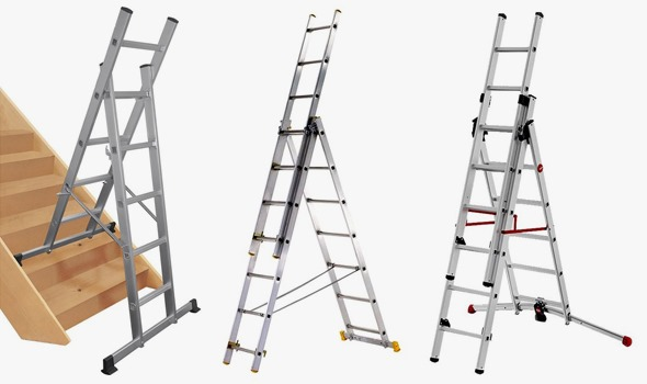 Why choose a combination ladder?