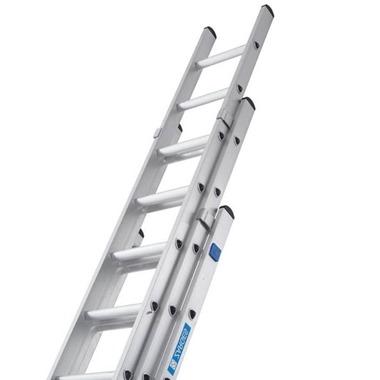 Zarges Triple Extension Ladder