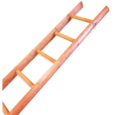 Timber Pole Ladders