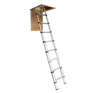 Lyt-up Telescopic Loft Ladder 2.9m