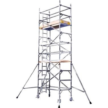 Boss Ladderspan 3T Scaffold Tower (Single Width)
