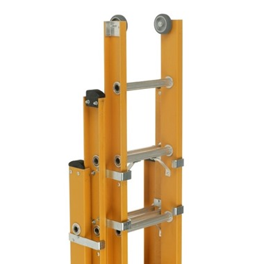 Fibreglass Triple Extension Ladder