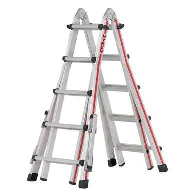 Red Line Telescopic Ladder System