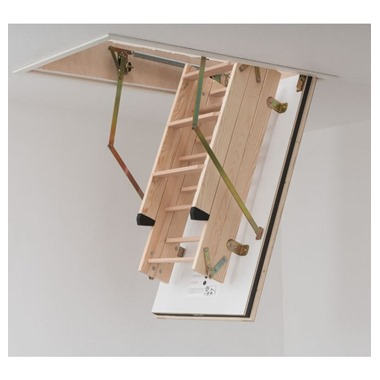 Dolle F30 Wooden Loft Ladder 1200 x 700mm