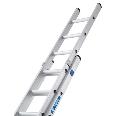 Zarges Premium Double Extension ladders