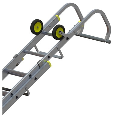Werner Double Section Roof Ladder