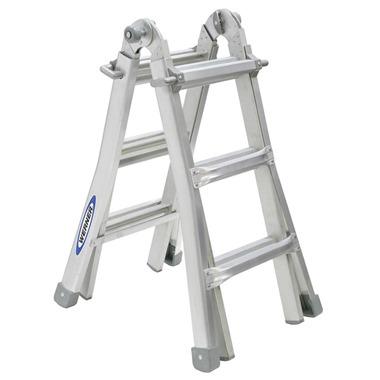 Werner Telescopic Aluminium Ladder System