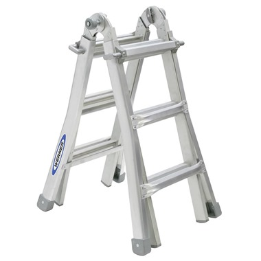 Werner Telescopic Ladder System