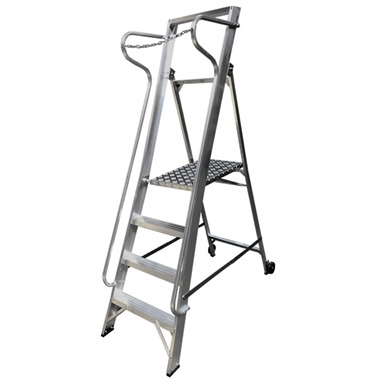 LFI Pro Wide Step Ladder