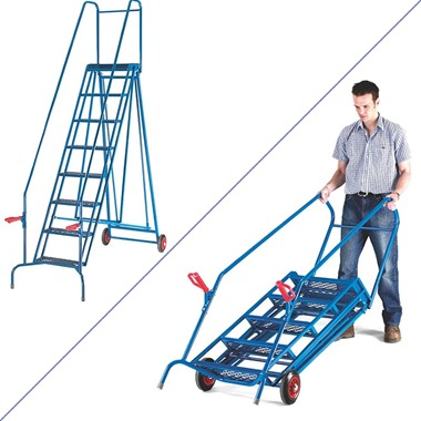 Fort Quick Folding Steps - GS Approved