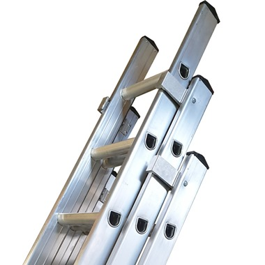 Heavy Duty Triple Extension Ladders