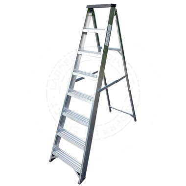 Professional Builders Step ladders with Tool Tray