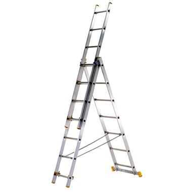 Eurostar 3-Part Combination Ladder