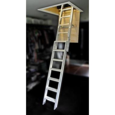 Ramsay Aluminium Sliding Loft Ladder