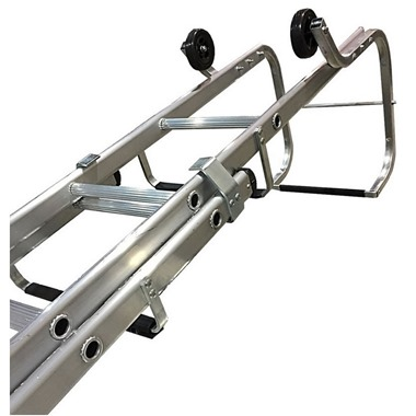 Heavy Duty Double Section Roof Ladders