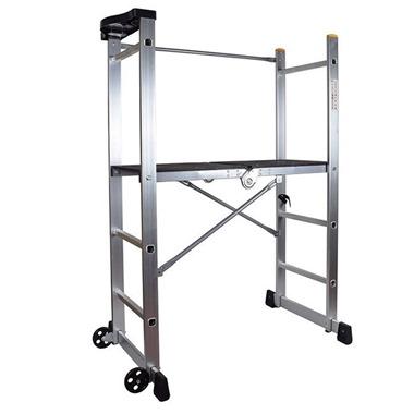 Folding Scaffold Platform Ladder
