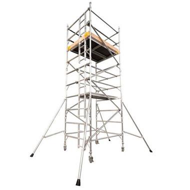 Boss Ladderspan 3T Double Width Scaffold Tower