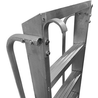 Shelf Ladders with Hooks