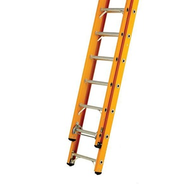 Glass Fibre Double Extension Ladders