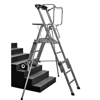 Telescopic Mobile Working Platforms