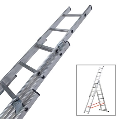 Hailo Light Trade Combination Ladders