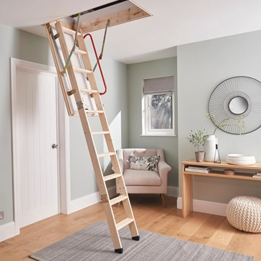 Youngman Eco S Line Loft Ladder