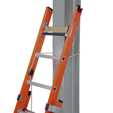 Werner Fibre glass utility Extension Ladder ALFLO