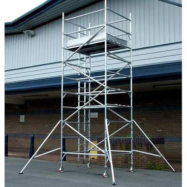 Hilyte 500 Double Width Tower (2.5m Length)