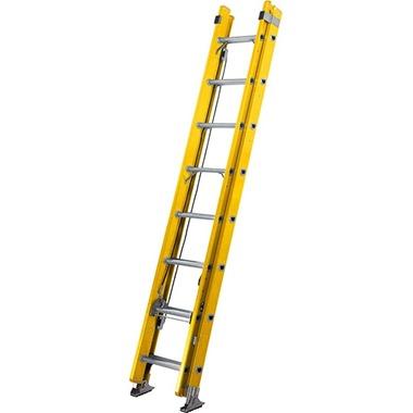 Werner ALFLO Fibreglass Double Extension Ladder