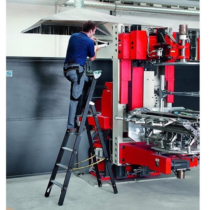 Heavy Duty 250kg Platform Steps