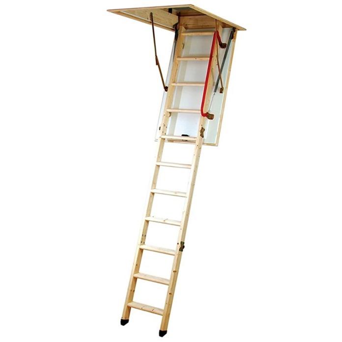 Youngman Eco S Line Loft Ladder
