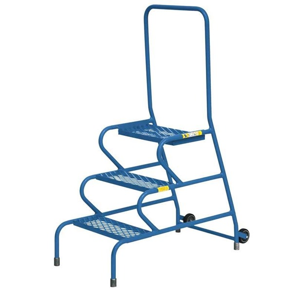 GS Approved Fort Stable Steps With Wheels
