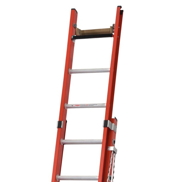 Werner Fibreglass Utility Extension Ladder ALFLO