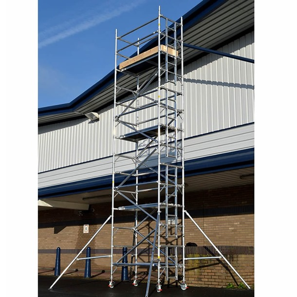 Hilyte 500 Single Width Tower (2.5m Length)