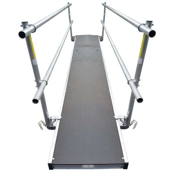 600mm Staging Board Kit with Double Handrail