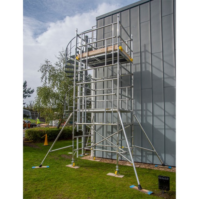 Boss AGR Double Width x 1.8m Scaffold Towers