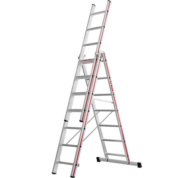 Hymer Red Line Combination Ladder