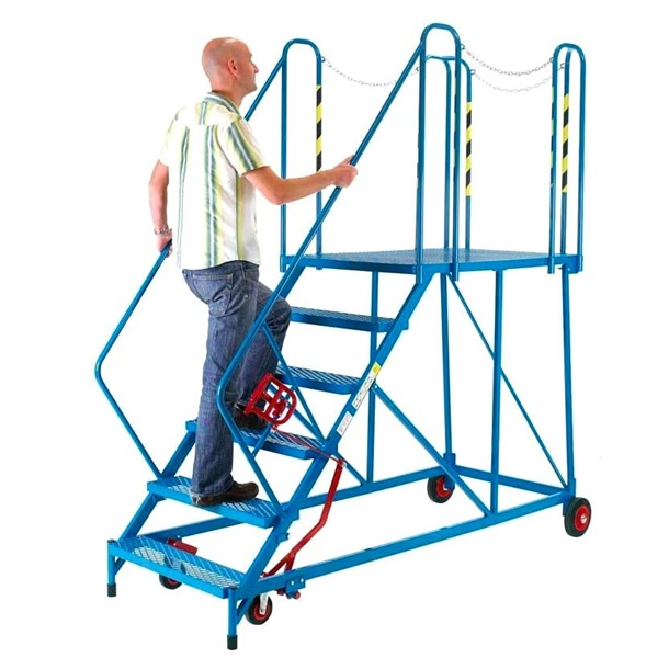 Fort Easy Slope Access Platform