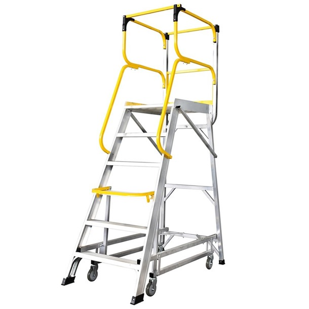 6 Tread Mobile Safety Platform