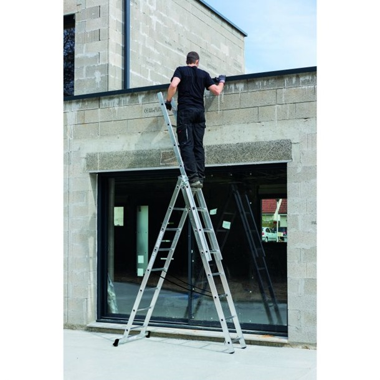 Eurostar 3-Part Combination Ladder