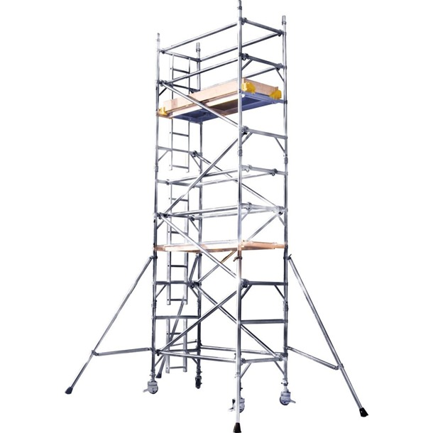 Boss Ladderspan 3T Scaffold Tower (Single Width)
