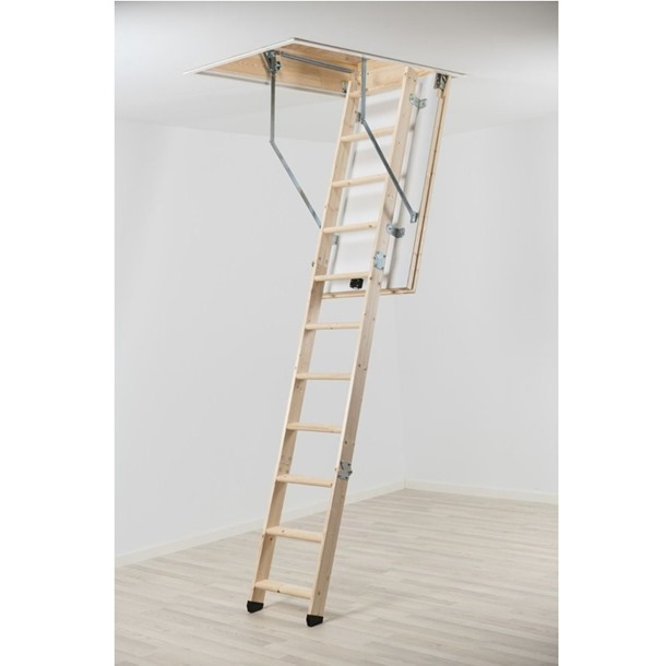 Dolle Extra Wooden loft Ladder