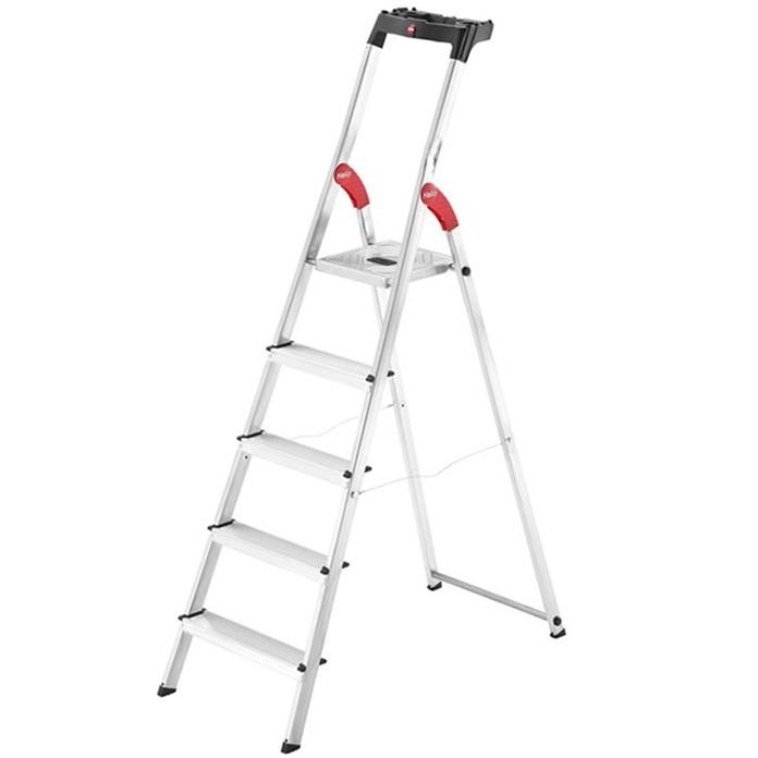 Hailo L60 Aluminium Step Ladders