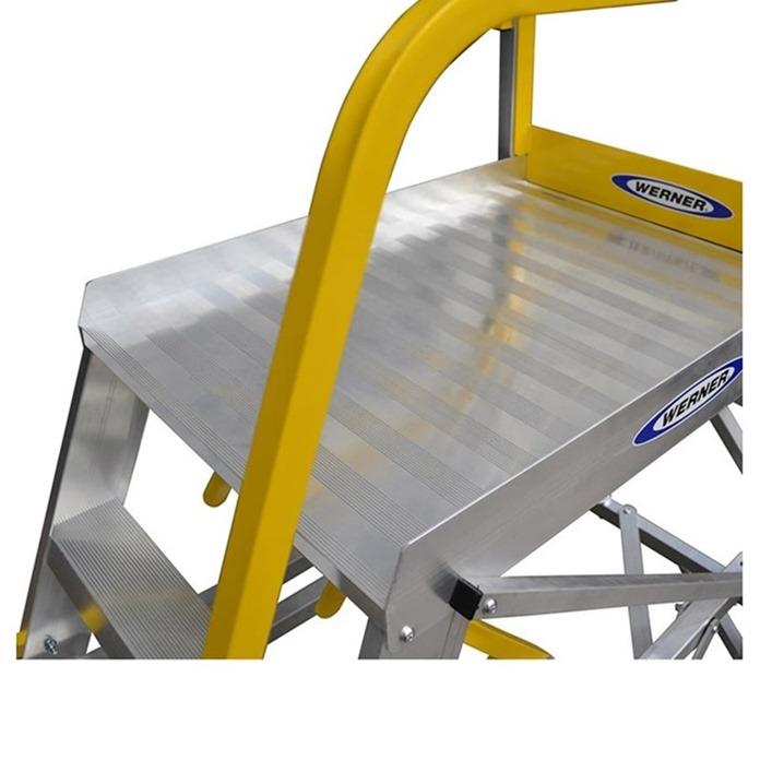 6 Tread Mobile Safety Platform