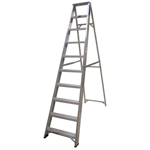 Lyte Professional Swingback Step Ladders