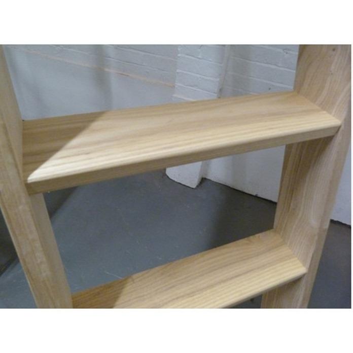 Hardwood Straight Flight Ladder (450mm)