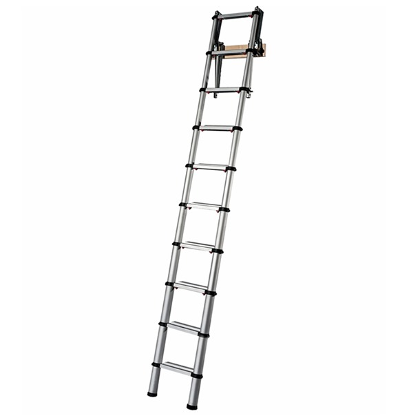 Telescopic Loft Ladder 2.9m