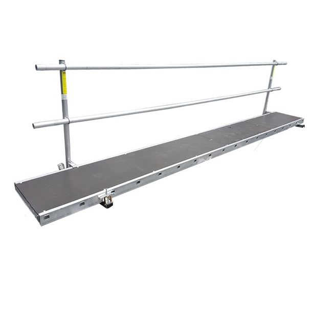 Staging Board Kit with Single Handrail (450mm)